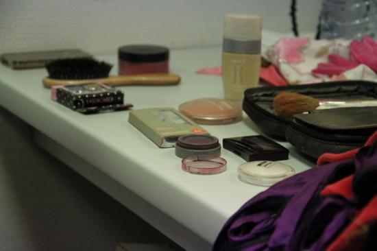 Préparation du Maquillage