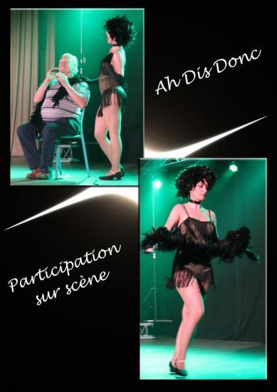 Participation du public - Ah Dis Donc
