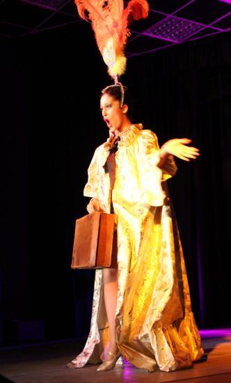 la Revue Nègre - Hommage à Josephine Baker