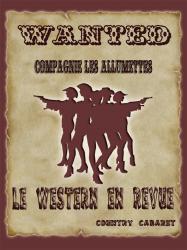 Affiche western 2013
