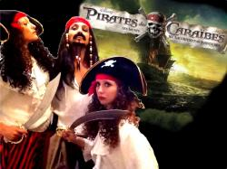 Pirates des carai bes
